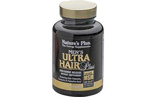 Nature`s Plus Men's Ultra Hair Plus 60 Tabletten von Nature's Plus