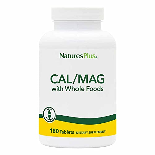 Natures Plus SOURCE OF LIFE CAL/MAG 500/250 TABS 180 von Nature's Plus