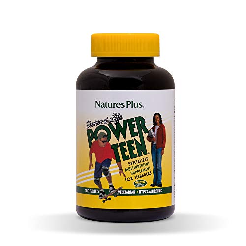 Source of Life® Power Teen 180 Tabletten NP von Nature's Plus