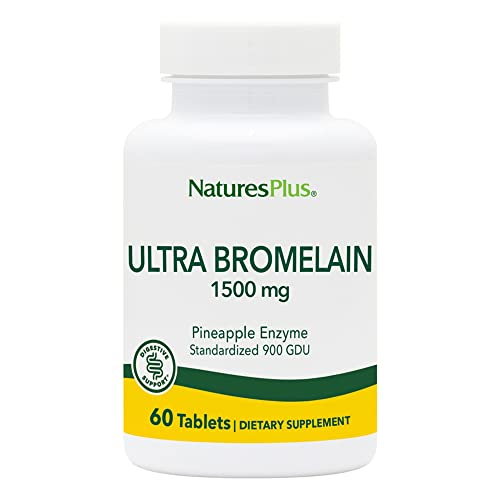 ULTRA Bromelain 60 COMP von Nature's Plus