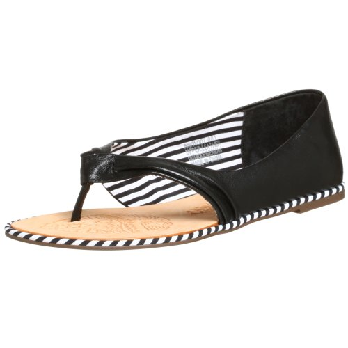 Naughty Monkey Damen Crash Course Sandalen, Schwarz (schwarz), 38.5 EU von Naughty Monkey