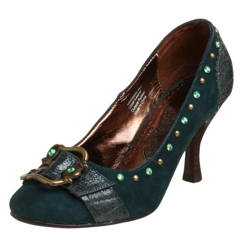 Naughty Monkey Damen Just A Lady Pumps, Blau (blaugrün), 37 EU von Naughty Monkey