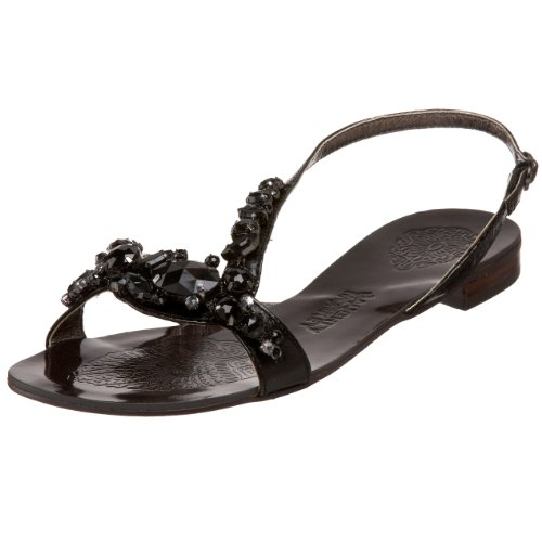Naughty Monkey Damen New Castle Sandalen, Schwarz (schwarz), 41 EU von Naughty Monkey