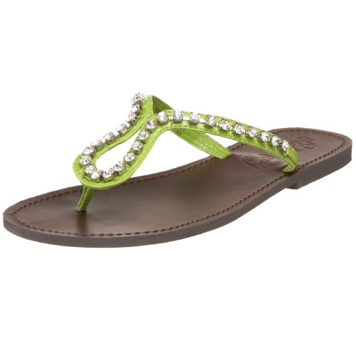 Naughty Monkey Damen-Sandalen Fruitloop, Grün (Grn), 42 EU von Naughty Monkey