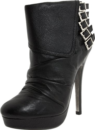 Naughty Monkey Damen Stiefelette Want to, Schwarz (schwarz), 37.5 EU von Naughty Monkey