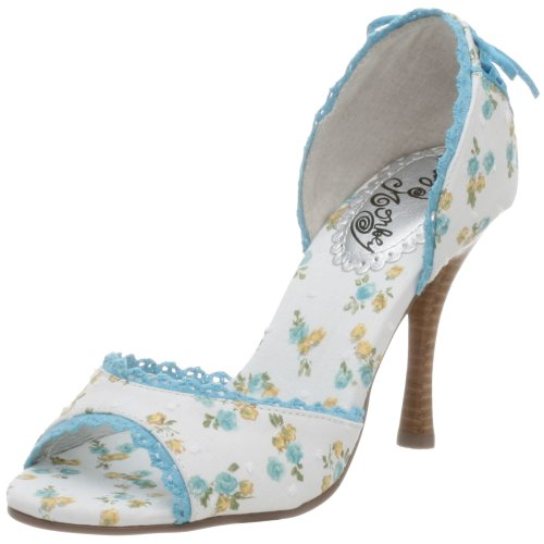 Naughty Monkey Damen Sweetie Pie Zweiteilige Pumps, Blau (blau), 36 EU von Naughty Monkey