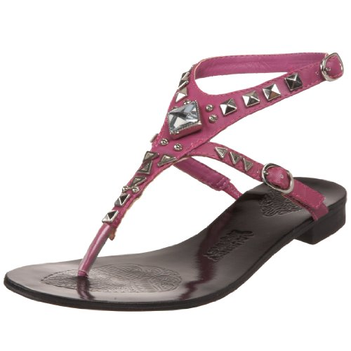 Naughty Monkey Damen Touchstone Zehensandalen, Pink (Rose), 39 EU von Naughty Monkey