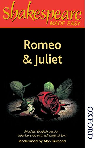 Shakespeare Made Easy: Romeo and Juliet von OUP Oxford