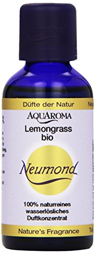 Neumond AQUAROMA Lemongrass bio, 50 ml von Neumond
