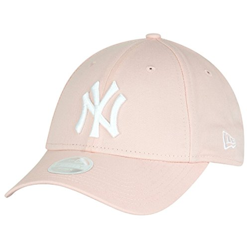 New Era Damen New York Yankees Essential 9 Forty Baseball-Cap, Rose, FR (Taille Fabricant : OSFA) von New Era