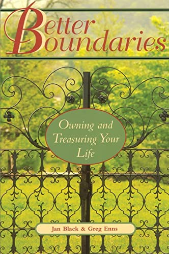 Better Boundaries: Owning and Treasuring Your Life von NEW HARBINGER PUBN