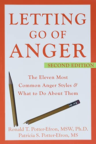 Letting Go of Anger: The Eleven Most Common Anger Styles & What to Do about Them: The Eleven Most Common Anger Styles and What to Do About Them von NEW HARBINGER PUBN