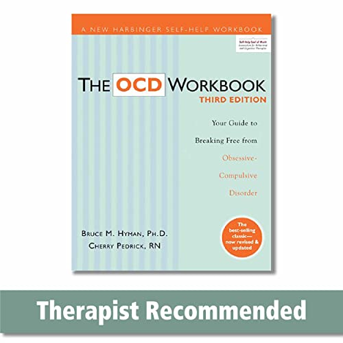 The OCD Workbook: Your Guide to Breaking Free from Obsessive-Compulsive Disorder, 3rd Edition (A New Harbinger Self-Help Workbook) von New Harbinger Publications