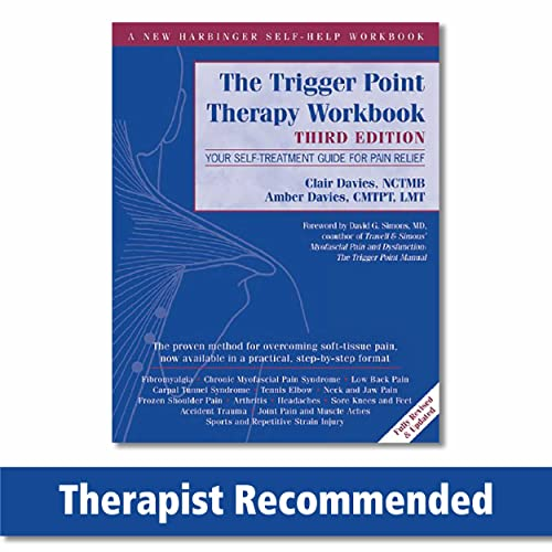 Trigger Point Therapy Workbook: Your Self-Treatment Guide for Pain Relief (A New Harbinger Self-Help Workbook) von New Harbinger