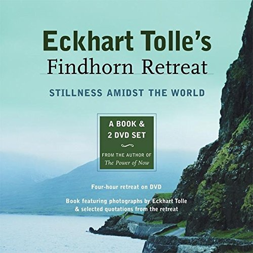Eckhart Tolle's Findhorn Retreat: Stillness Amidst the World: A Book and 2 DVD Set: Finding Stillness Amidst the World von New World Library