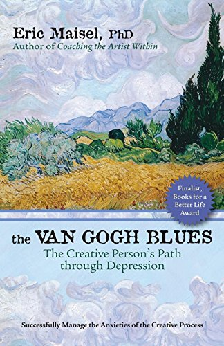 The Van Gogh Blues: The Creative Person's Path Through Depression von New World Library
