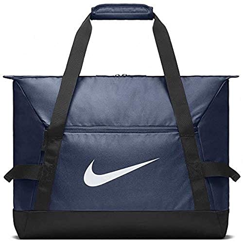 Nike Academy Team Tasche Small, Midnight Navy/Black/White, 44 x 29 x 36 cm von Nike