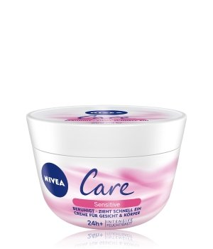 NIVEA Care Sensitive Körpercreme  200 ml von Nivea