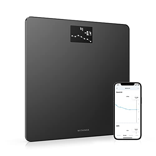Withings / Nokia Body - BMI-WLAN-Körperwaage von Withings