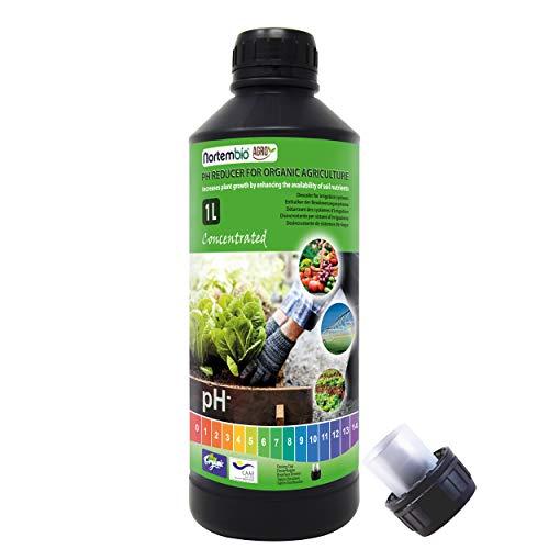 Vorteilhaft f/ür die Gesundheit ph-Regulierung NortemBio Pool pH+ Plus 5 kg Entwickelt in Deutschland. Verbesserung der Wasserqualit/ät Organischer pH+ Heber f/ür Schwimmbad und Spa