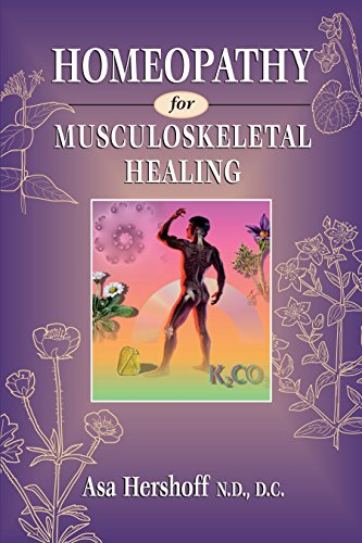 Homeopathy for Musculoskeletal Healing: A Conservation Legacy von North Atlantic Books