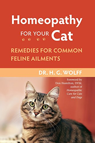 Homeopathy for Your Cat: Remedies for Common Feline Ailments von North Atlantic Books