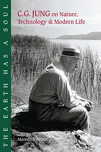 The Earth Has a Soul: C.G. Jung on Nature, Technology and Modern Life: C.G.Jung's Writings on Nature, Technology and Modern Life von North Atlantic Books