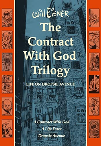 The 'Contract with God' Trilogy: Life on Dropsie Avenue von Norton & Company