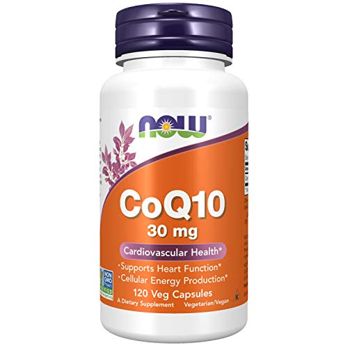 NOW Foods CoQ10 30mg, 120 Vcaps von Now Foods