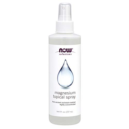 NOW NF Magnesium Topical Spray, 237 ml von Now