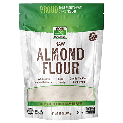 Now Foods Raw Almond Flour 22.0 oz von Now Foods