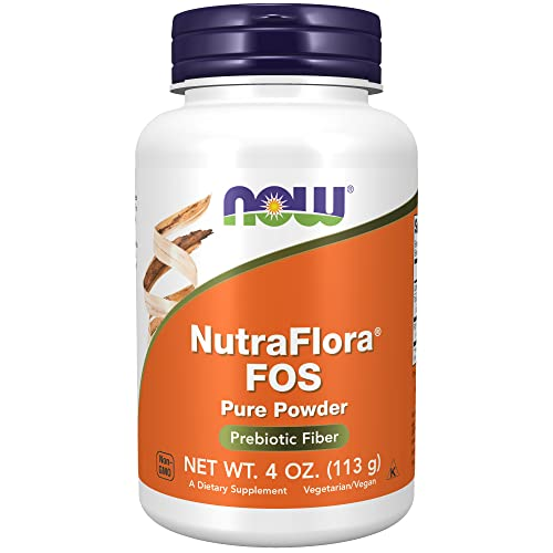 Nutra Flora FOS - 4 oz (113 g) von Now Foods