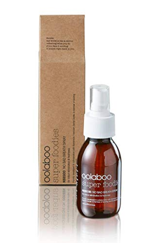 OOLABOO No Bad Breath Spray, 100 ml von OOLABOO