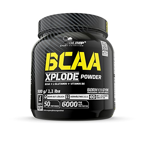 Olimp Antikataboliken BCAA XPlode Powder, Lemon, 500g von Olimp
