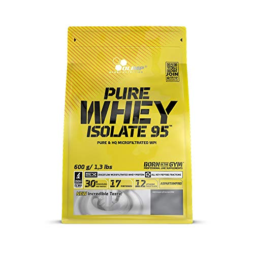 Olimp Pure Whey Isolate 95 Kirsch-Joghurt, 600 g von Olimp