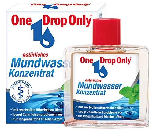 One Drop Only Mundwasser Konzentrat, 50ml von One Drop Only