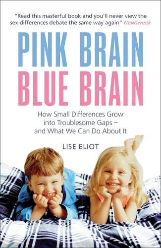 Pink Brain, Blue Brain: How Small Differences Grow Into Troublesome Gaps - And What We Can Do About It von Oneworld Publications
