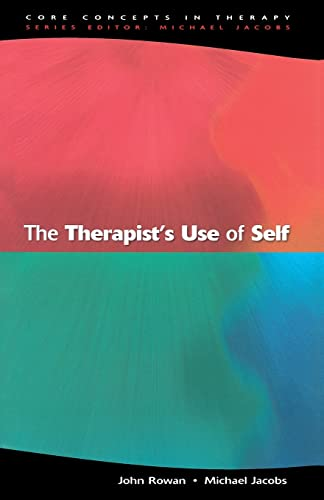 The Therapist'S Use Of Self (Core Concepts Intherapy) von Open University Press