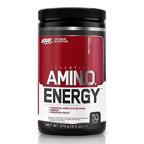 OPTIMUM Nutrition Amino Energy, 270g, Geschmack:Fruit Punch von Optimum Nutrition