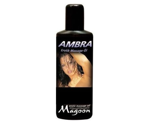Orion 622010 Ambra Erotik-Massage-Öl 100 ml von Orion