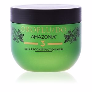 AMAZONIA step 3 deep reconstruction mask 500 ml von Orofluido