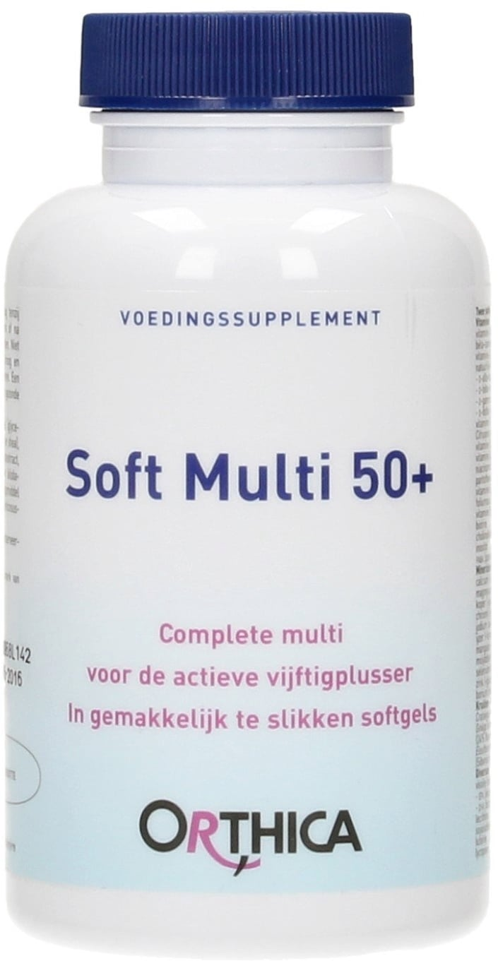 Orthica Soft Multi 50+ - 60 Kapseln von Orthica