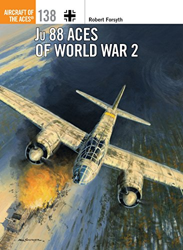 Ju 88 Aces of World War 2 (Aircraft of the Aces, Band 133) von Osprey Publishing