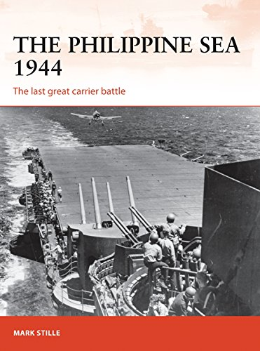The Philippine Sea 1944: The last great carrier battle (Campaign, Band 313) von Osprey Publishing