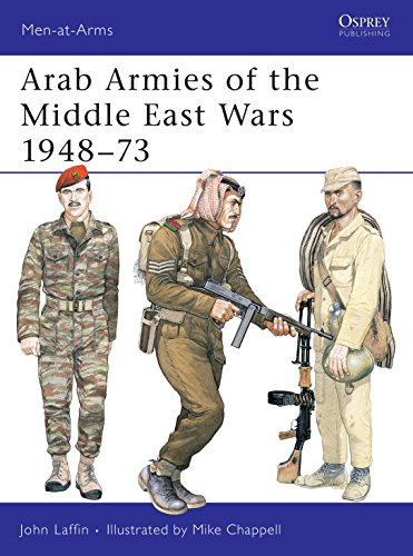 Arab Armies of the Middle East Wars 1948-73 (Men-at-Arms, Band 128) von Osprey Publishing