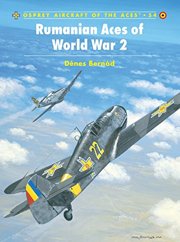 Rumanian Aces of World War 2 (Aircraft of the Aces, Band 54) von Osprey Publishing