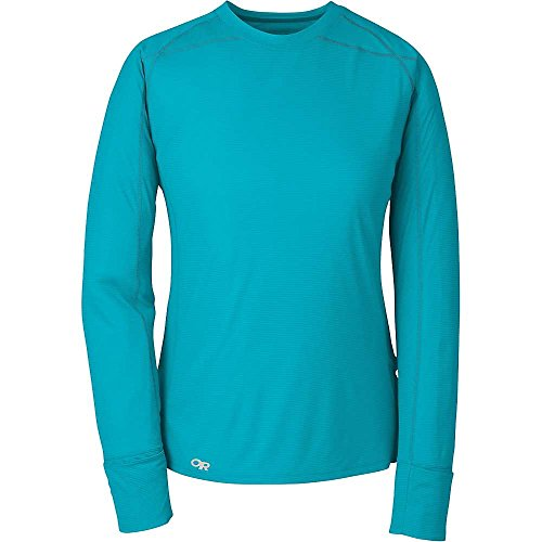 Outdoor Research Echo L/S Women's Tee typhoon/night L von Outdoor Research
