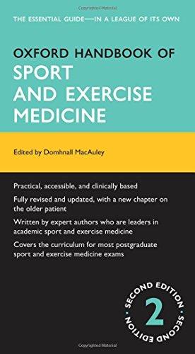 Oxford Handbook of Sport and Exercise Medicine (Oxford Handbooks) von OUP Oxford