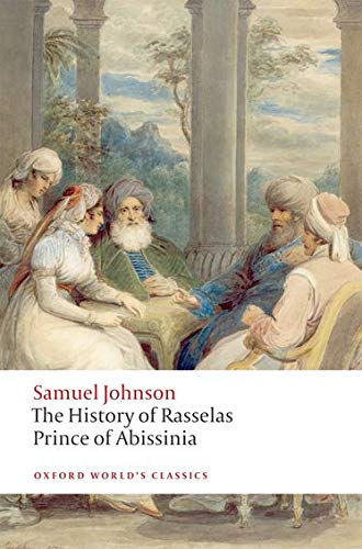 The History of Rasselas, Prince of Abissinia (Oxford World's Classics) von imusti