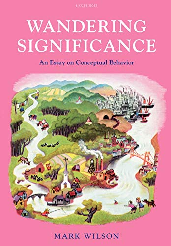 Wandering Significance: An Essay on Conceptual Behaviour von Oxford University Press, USA